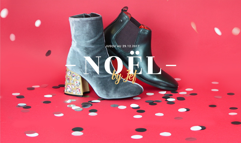 Noël by JEF Chaussures