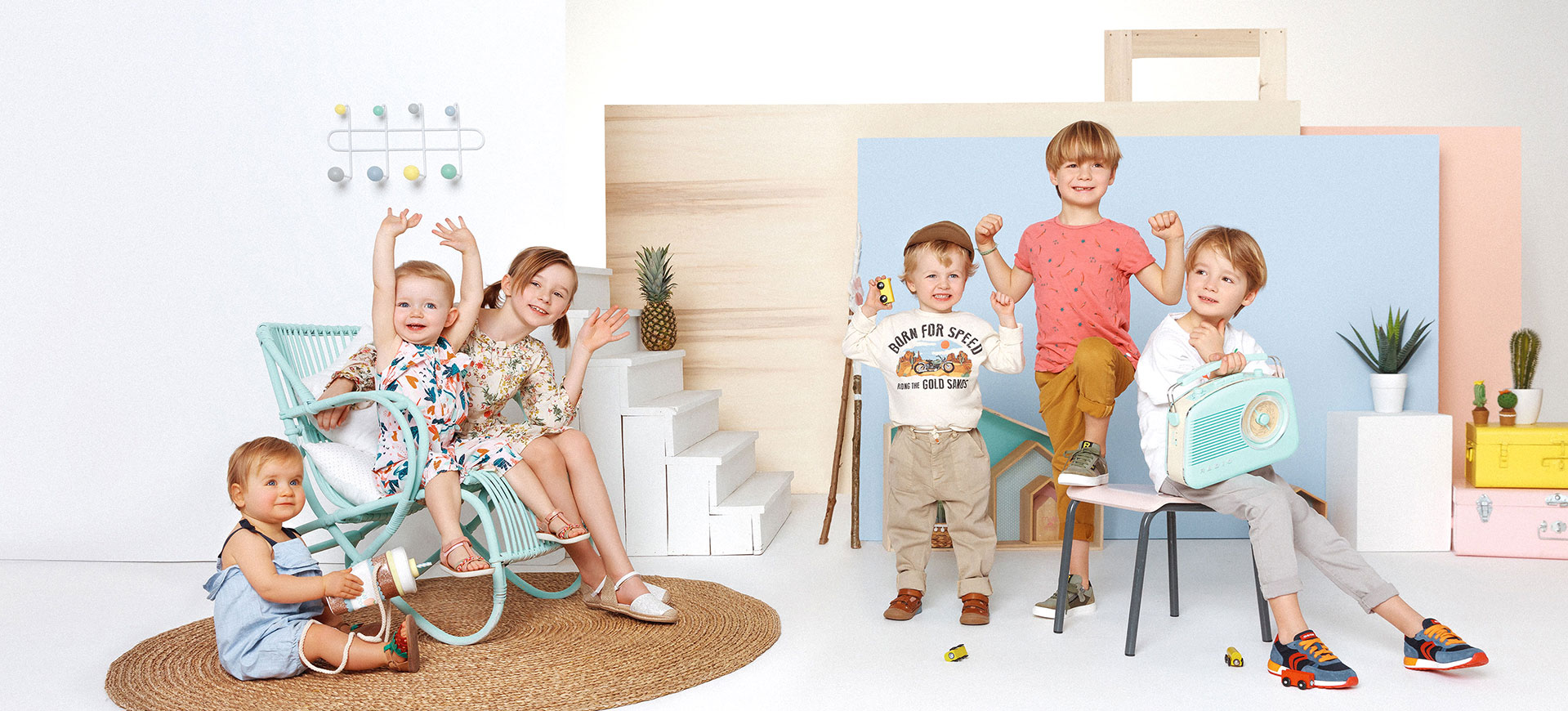kids - nouvelle collection Jef chaussures