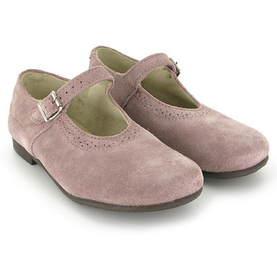 Chaussure Start Rite CLARE Rose couleur Velours Rose - vue 0