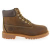 Chaussure Timberland modèle 6IN BOOT, Marron - vue 2