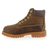 Chaussure Timberland modèle 6IN BOOT, Marron - vue 3