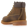 Chaussure Timberland modèle 6IN BOOT, Marron - vue 4