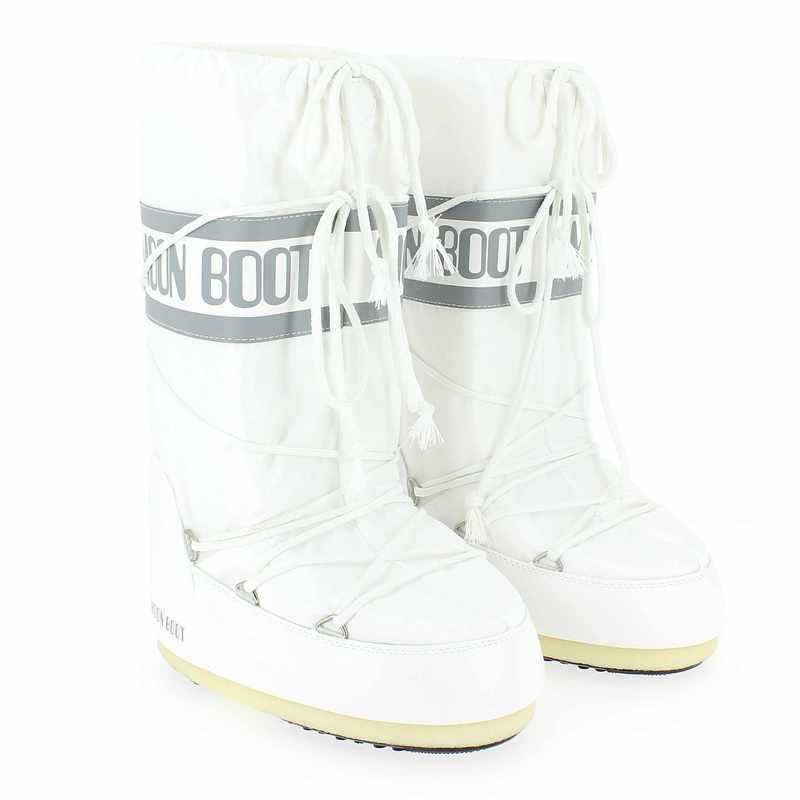 Chaussure Moon Boot MOON BOOT Blanc couleur Blanc - vue 0