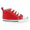 Chaussure Converse modèle FIRST STAR, Rouge - vue 2