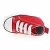 Chaussure Converse modèle FIRST STAR, Rouge - vue 5