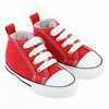 Chaussure Converse modèle FIRST STAR, Rouge - vue 7