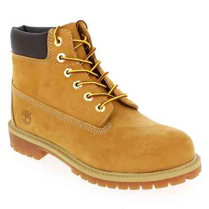 Chaussure Timberland modèle 6IN PREMIUM WP BOOT, Cuir - vue 0