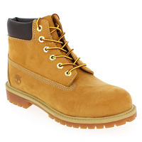 Chaussure Timberland modèle 6IN PREMIUM WP BOOT, Camel - vue 0