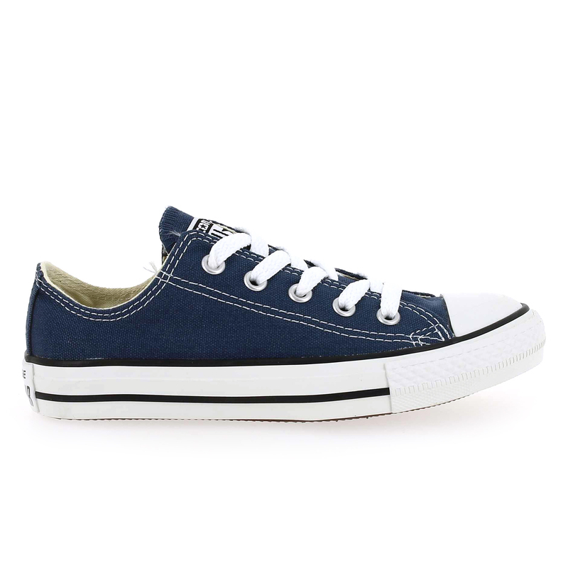 chaussures converse bleue