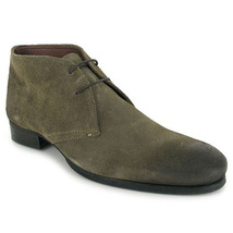 Chaussure Reqins modèle MAXIME, Taupe