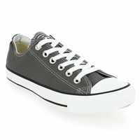 Chaussure Converse modèle ALL STAR OX, Antracite