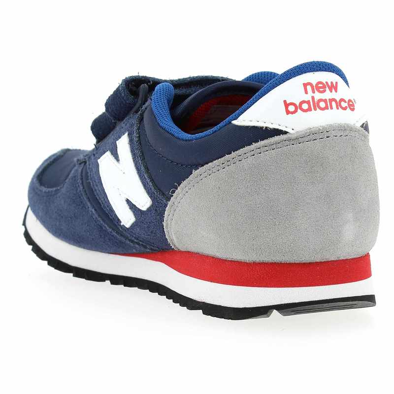 new balance bleu n rouge