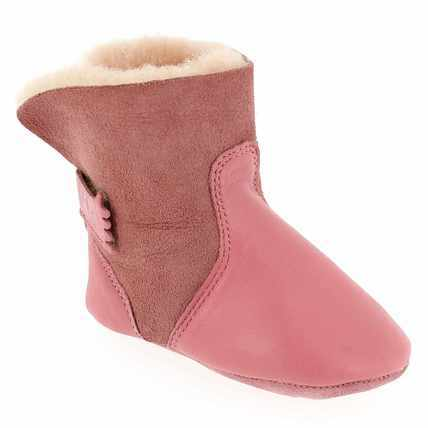 Chaussure Easy Peasy modèle CHOBOTTE UNI F H13, Rose - vue 0