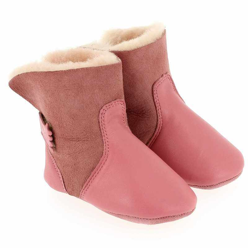 Chaussure Easy Peasy CHOBOTTE UNI F H13 Rose couleur Rose - vue 0