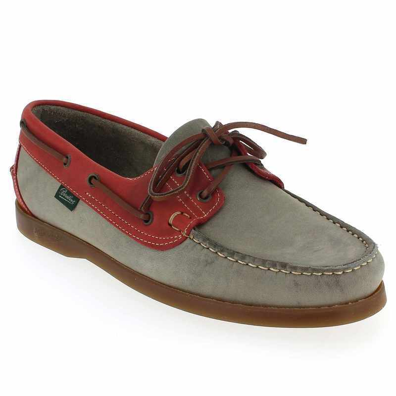 Chaussure Paraboot BARTH Gris 1181018 pour Homme