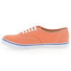 Chaussure Vans modèle AUTHENTIC LO PRO, Orange - vue 2