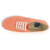 Chaussure Vans modèle AUTHENTIC LO PRO, Orange - vue 4