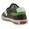 Chaussure GBB modèle GODFROY, Anthracite Vert - vue 3