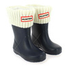 Chaussure Hunter modèle KIDS FIRST CLASSIC WELLY, Marine - vue 7