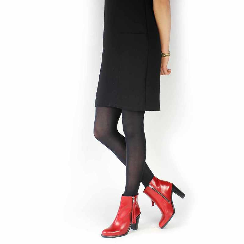 Chaussure Janie Philip PEGGY Rouge couleur Rouge - vue 0