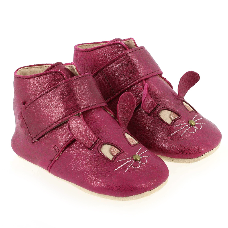 Chaussure Easy Peasy KINY LAPINETTE Rose couleur Rose - vue 6