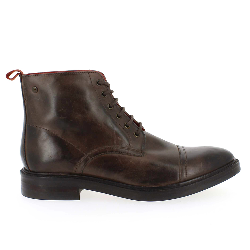 Chaussure Base London ETON Marron couleur Marron - vue 1