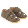 Chaussure Easy Peasy modèle SCRATCHI PATCRA, Taupe - vue 6