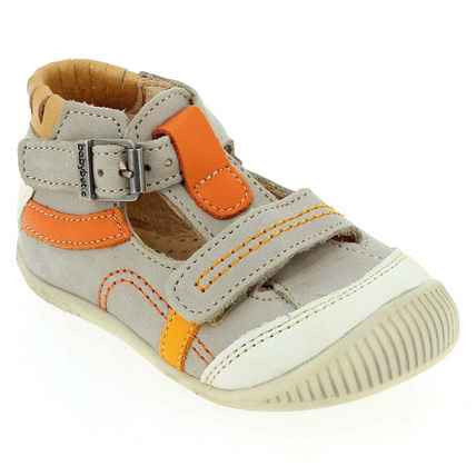 Chaussure Babybotte modèle PAVEL, Taupe Beige - vue 0