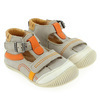 Chaussure Babybotte modèle PAVEL, Taupe Beige - vue 6