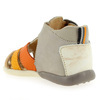 Chaussure Babybotte modèle GUSTIN, Taupe - vue 3