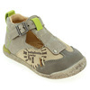 Chaussure Babybotte modèle PEPITO, Beige taupe - vue 0