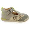 Chaussure Babybotte modèle PEPITO, Beige taupe - vue 1