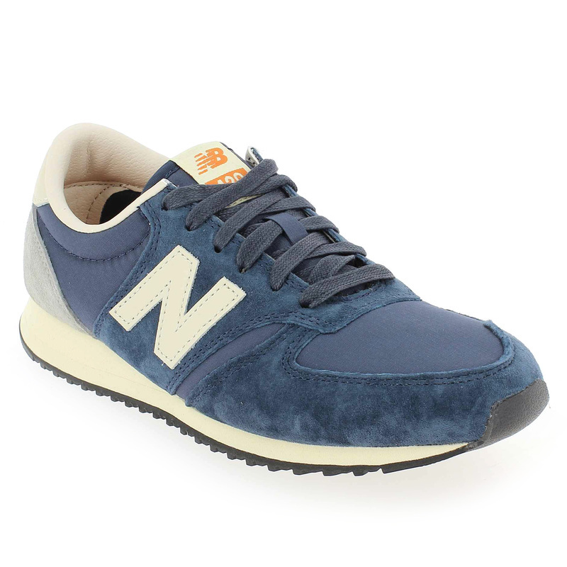 Chaussures New Balance U420 bleues Fashion homme oXjZGY