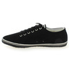 Chaussure Fred Perry modèle KINGSTON TWILL, Noir - vue 2