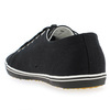 Chaussure Fred Perry modèle KINGSTON TWILL, Noir - vue 3