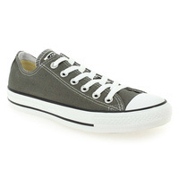 Chaussure Converse modèle ALL STAR OX, Anthracite - vue 0
