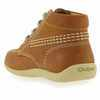 Chaussure Kickers modèle BILLY, camel - vue 3