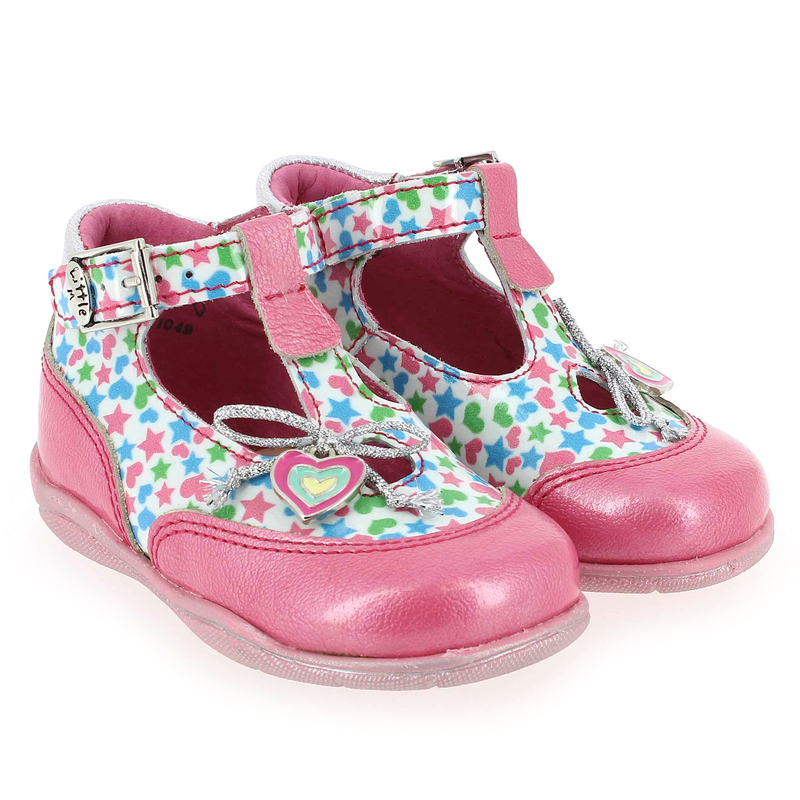 Chaussure Little Mary SOPHIE Rose couleur Multi - vue 6