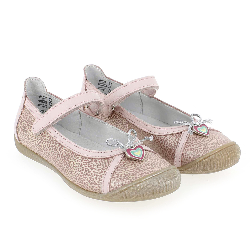 Chaussure Little Mary SPHERE Rose couleur Rose Pale - vue 6