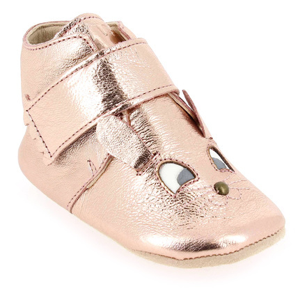 Chaussure Easy Peasy modèle KINY LAPINETTE, Bronze - vue 0
