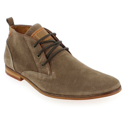 Chaussure Bullboxer modèle 733-K5-5625A, Taupe - vue 0