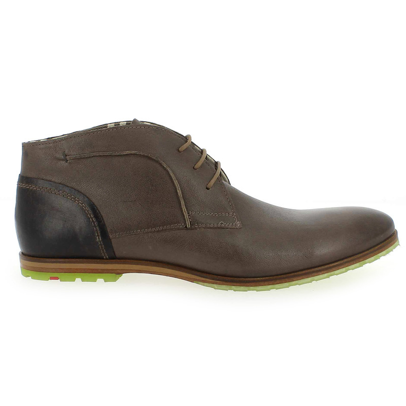Chaussure Lloyd GLADSTONE Marron couleur Taupe - vue 1
