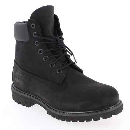 Chaussure Timberland modèle  6 IN PREMIUM BOOT, Noir - vue 0