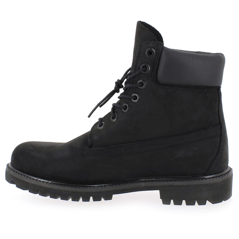 Pour Chaussure 6 Timberland Homme Bottines Boot Premium Cuir 3232906 Noir In g6Sg0
