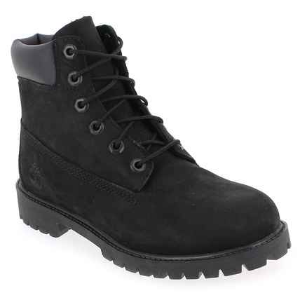 Chaussure Timberland modèle 6IN PREMIUM WP BOOT, Noir - vue 0