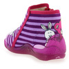 Chaussure Bellamy modèle MARLY, Violet Rose - vue 3