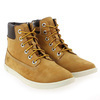 Chaussure Timberland modèle GROVETON 6IN LACE, Beige - vue 6
