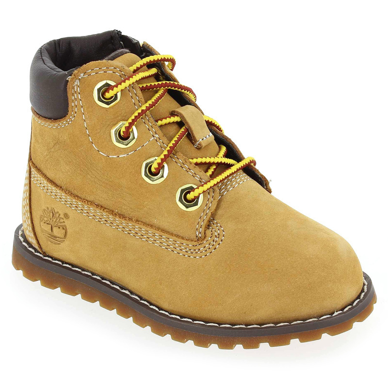 bottines garcon timberland