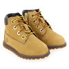 Chaussure Timberland modèle POKEY PINE 6IN BOOT, Beige - vue 6