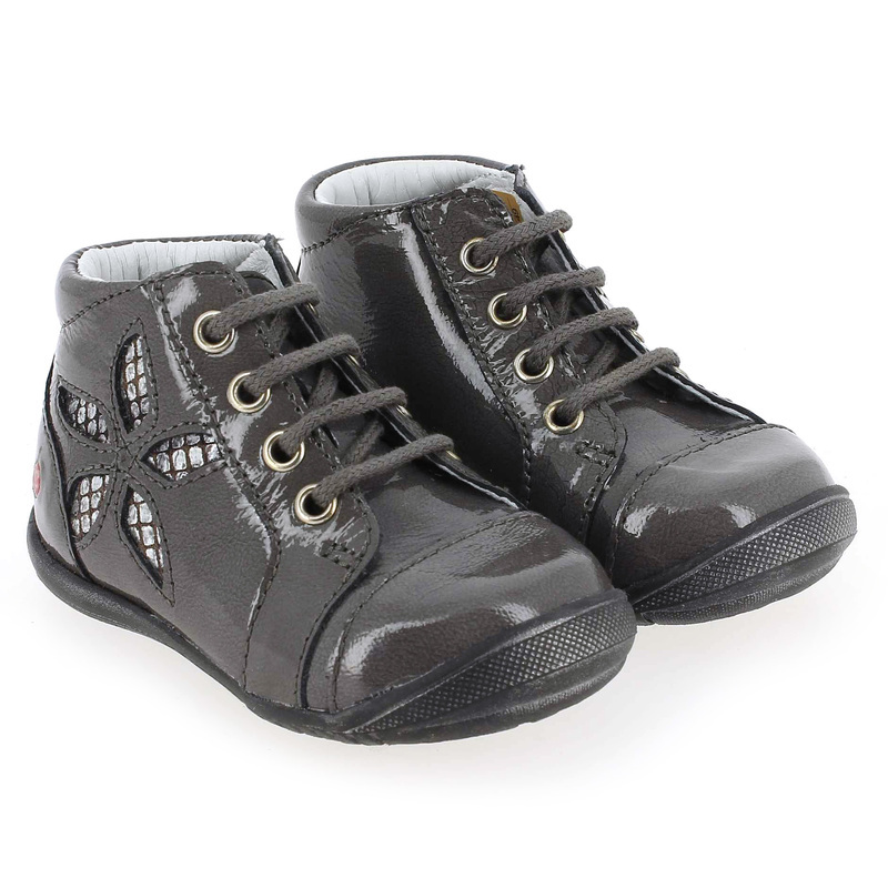 Chaussure GBB LEILAH Gris couleur Anthracite - vue 6